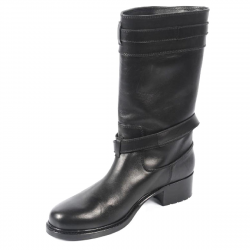 Sebastian Milano ladies short boot S5454 VITELLO APACHE