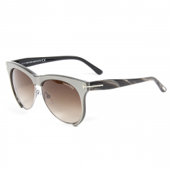Tom Ford Womens Sunglasses LEONA FT0365 59 38B