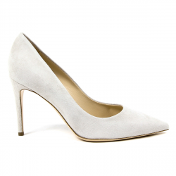 Andrew Charles Womens Pump Grey MIA
