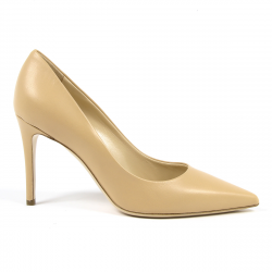 Andrew Charles By Andy Hilfiger Womens Pump Camel MEMPHIS
