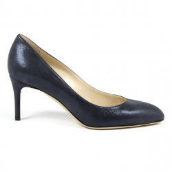 Andrew Charles By Andy Hilfiger Womens Pump Blue LOS ANGELES