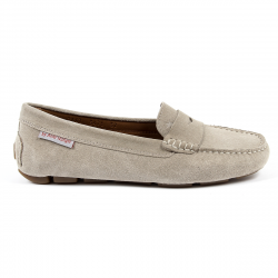 Andrew Charles Womens Loafer Beige MAX