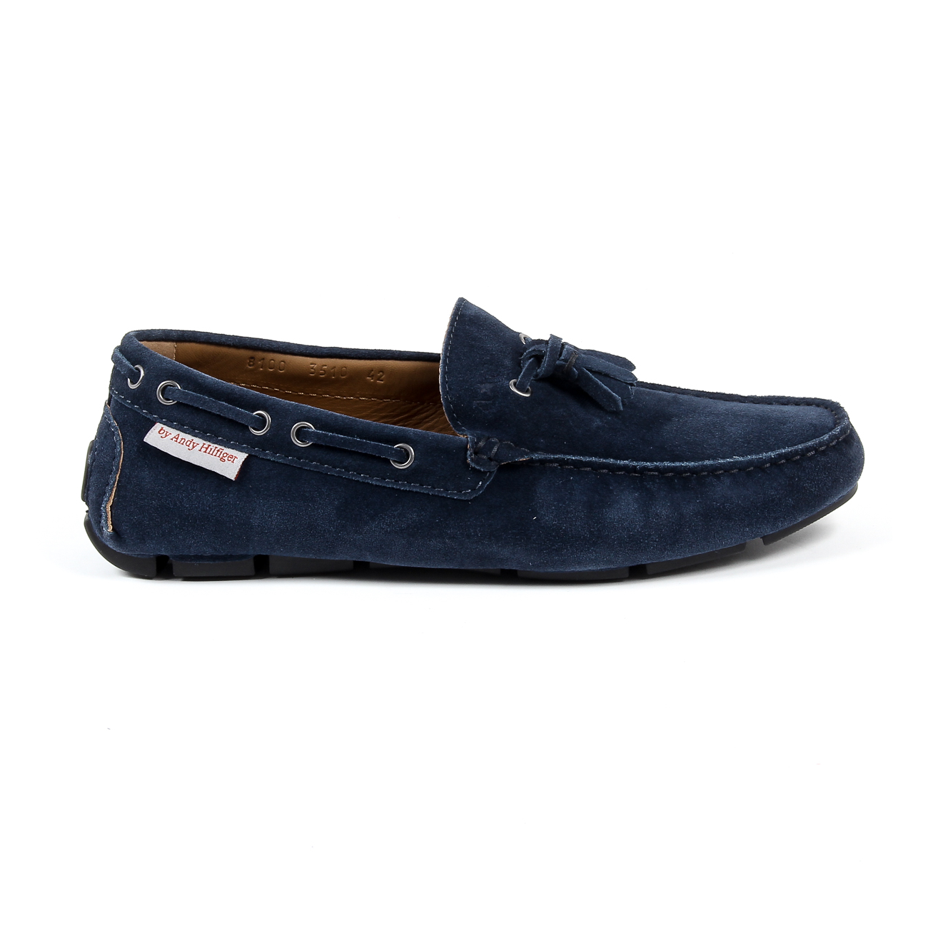 Andrew Charles Mens Loafer Blue Jeremy Buy2bee
