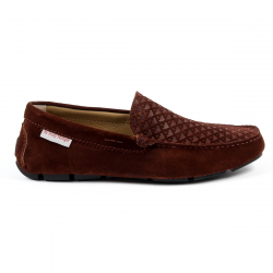 Andrew Charles Mens Loafer Bordeaux TRON
