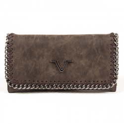 V 1969 Italia Womens Purse Brown VENUS
