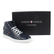 Andrew Charles Mens High Sneaker