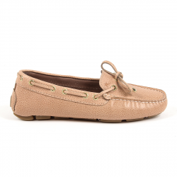 Andrew Charles Womens Loafer Pink SUNDAY
