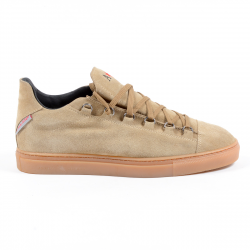 Sneaker Uomo Andrew Charles Beige PRINCE