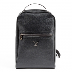 V 1969 Italia Mens Backpack Black DUBAI