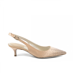 Rene Caovilla by The Blonde Salad Womens Slingback Pump Pink ICE