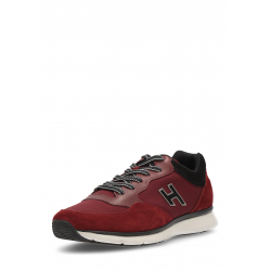 Hogan Mens Sneaker Dark Red HXM2540S42099J01788