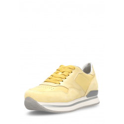 Hogan Womens Sneaker Yellow HXW2220M465886OG017