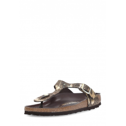 Birkenstock Womens Thong Brown Gizeh